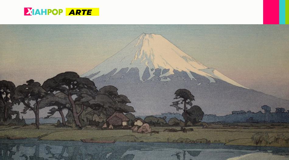 Hiroshi Yoshida, un breve recorrido por sus obras de arte.