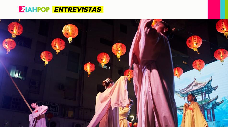 [Entrevista] Mulan Chuan el arte marcial femenino que homenajea a Hua Mulan