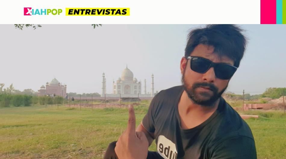 [Entrevista] Deepak, el vlogger de la India que habla en español