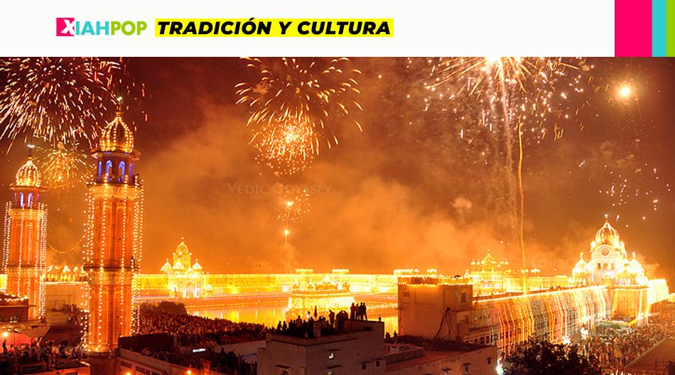 India celebra Diwali, el año nuevo hindú que ilumina el país