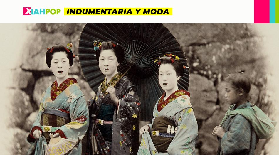Breve historia sobre los Kimonos, la prenda tradicional japonesa