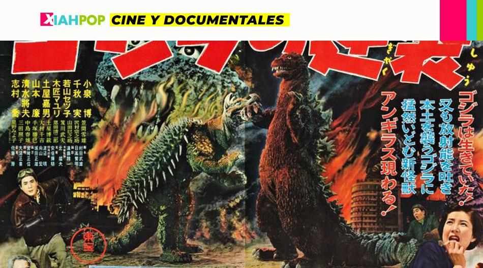 Kaijū, los monstruos gigantes de Japón: Godzilla