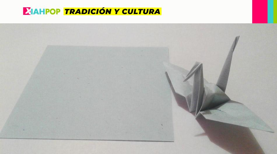 Origami: Cómo hacer una grulla paso a paso