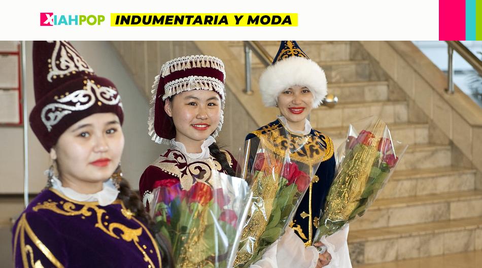 La vestimenta tradicional de Kazajistán