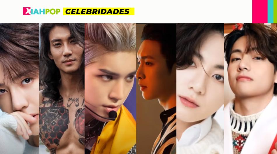 ¡4 asiáticos en el TOP10 de los hombres más bellos del mundo!