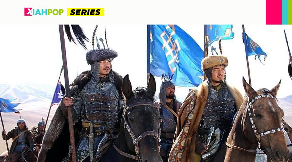 Kanato Kazajo, la serie de Kazajistán para difundir su historia