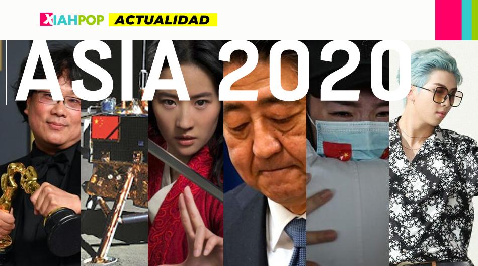 13 sucesos que marcaron el 2020 desde Asia al mundo