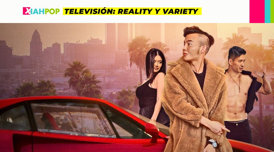 """Cinco razones por las que el reality show """"BLING EMPIRE"""" es un éxito"""