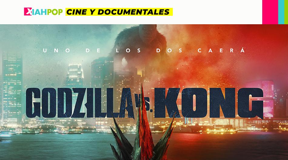 El regreso de Godzilla vs. Kong tiene nuevo trailer