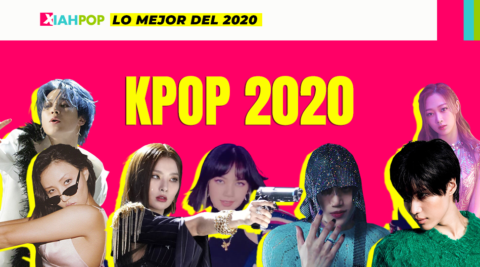¡Esto es lo Mejor del Kpop del año 2020!