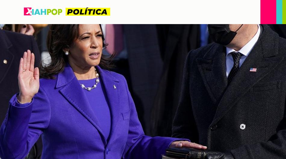 Kamala Harris asume como vicepresidenta de Estados Unidos