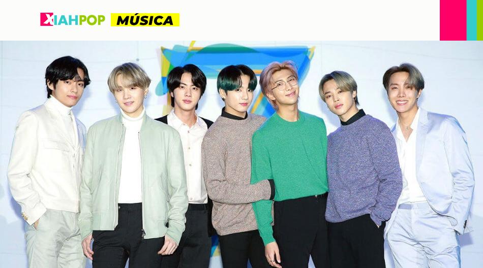 """""""Map Of The Soul: 7"""" es el álbum en físico más vendido de Corea"""