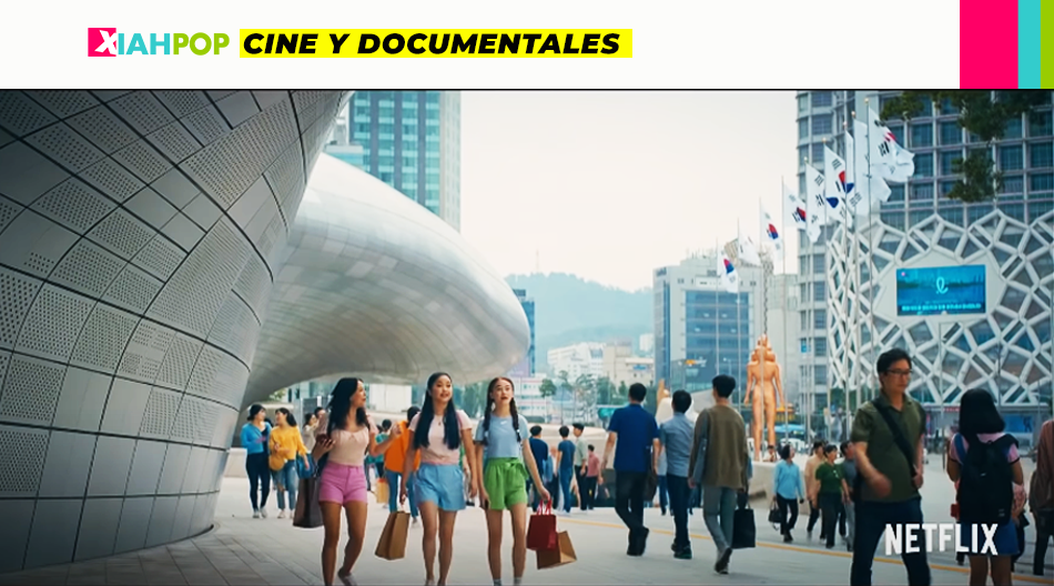 «A todos los chicos: Para siempre» la saga de Netflix con un final en Corea