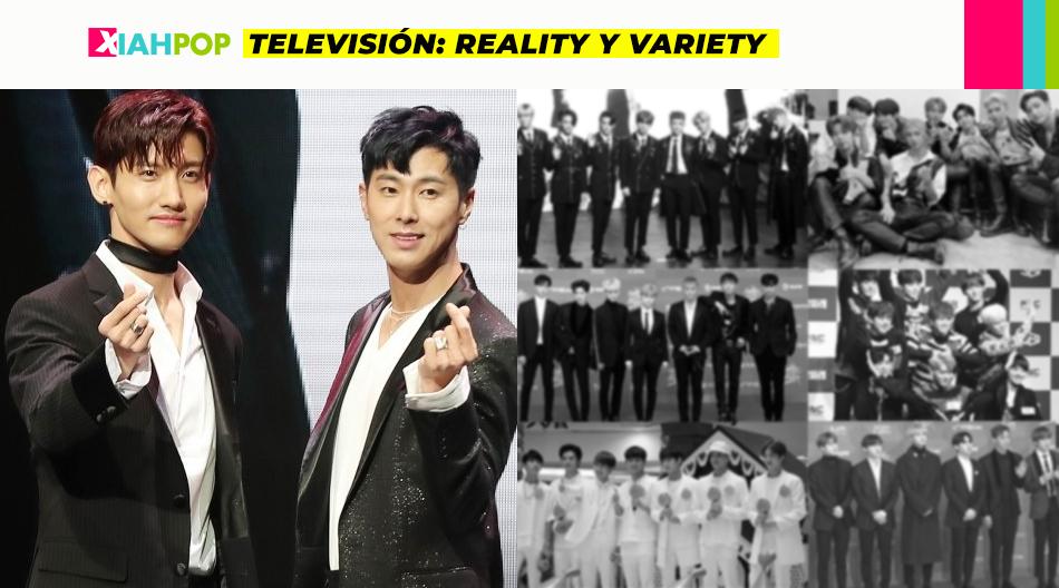 TVXQ! será MC en el reality Kingdom ¿Qué grupos participarán?