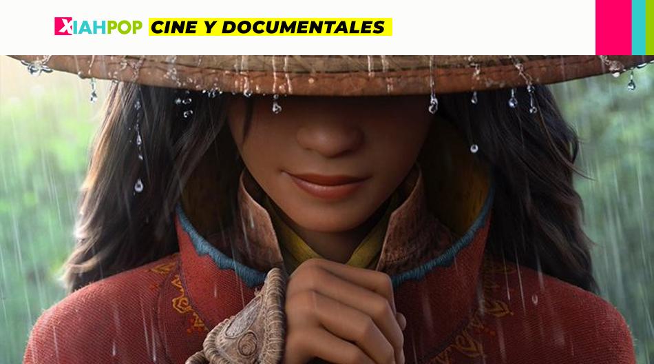 Ya llega Raya, la primera película de Disney en el sudeste asiático