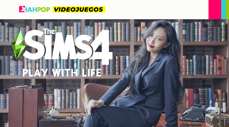 """Play with life"" la colaboración entre Hwasa y  ""The Sims 4"""