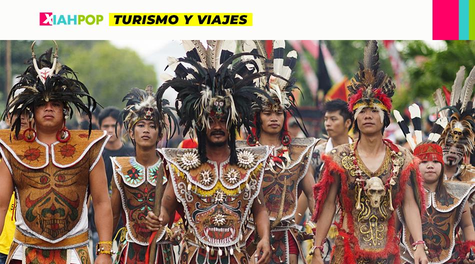 Chap Goh Mei: El desfile místico de Tatung, Indonesia