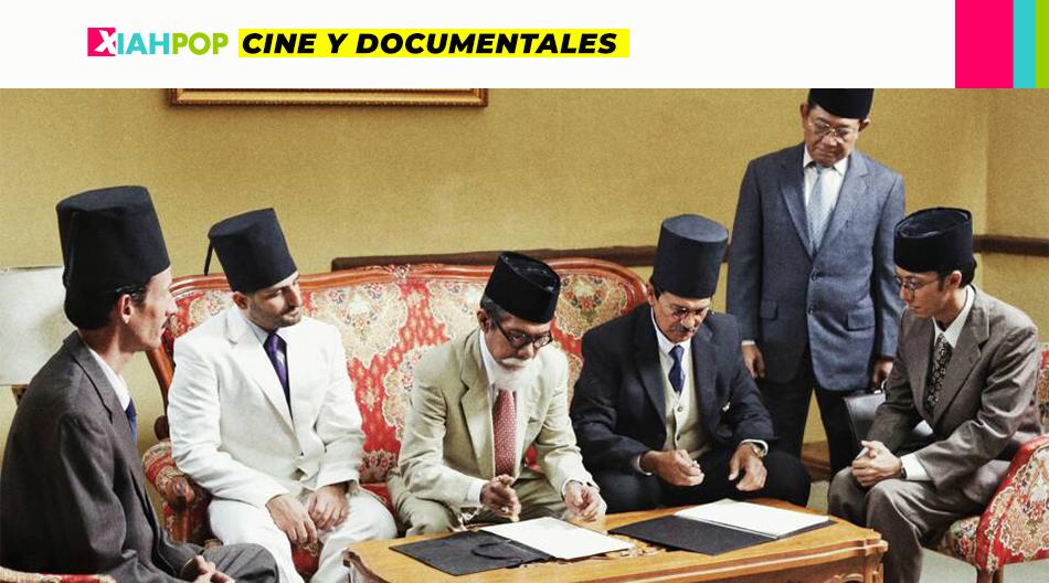 Cine de Indonesia: «Moonrise over Egypt: soberanía, amor y traición»