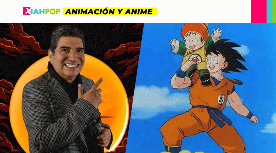 Clásicos del anime interpretados por Ricardo Silva
