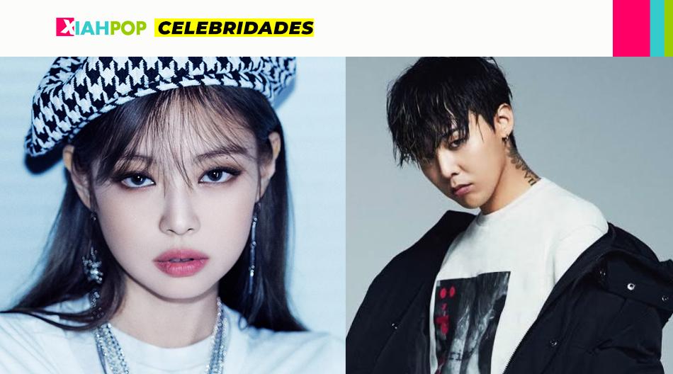 Reportan que Jennie de BLACKPINK y G-Dragon estarían en una relación