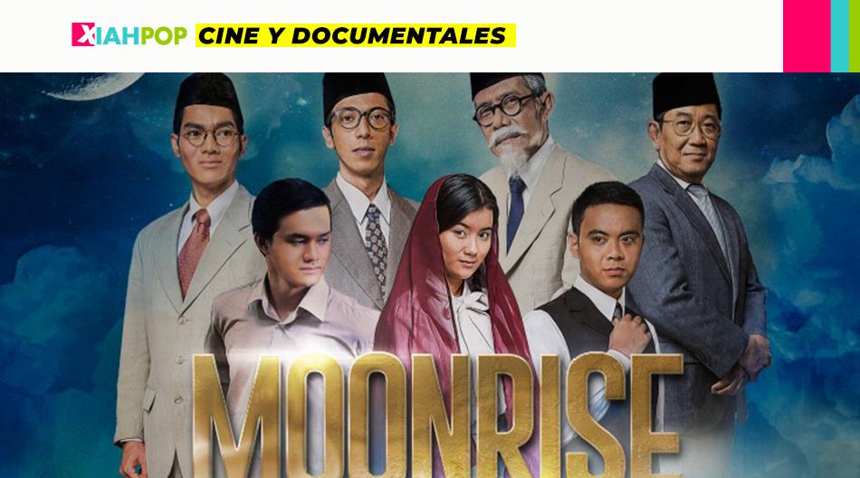 Proyección de «Moonrise Over Egypt» gratis desde la Embajada de Indonesia