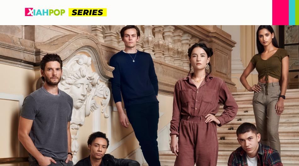 """""""Sombra y Hueso"""" la nueva serie de fantasía con Amita Suman y Jessie Mei Li"""