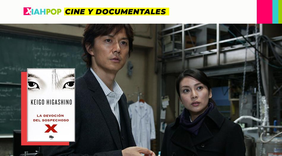 """""""La devoción del sospechoso X"""" un thriller atrapante"""