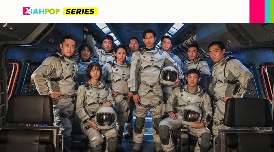 The Silent Sea, ciencia ficción espacial coreana en Netflix