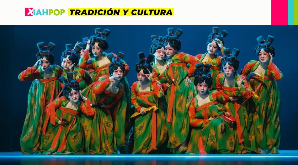Bailarinas de danza china se viralizan por su perfección