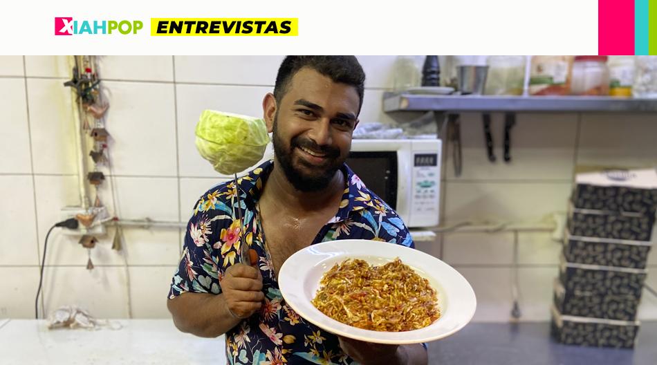 Amir, el chef indio que fusiona gastronomía de la India y Argentina