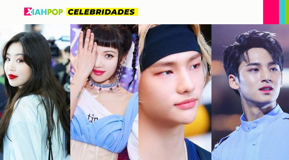 Idols del Kpop acusados de bullying