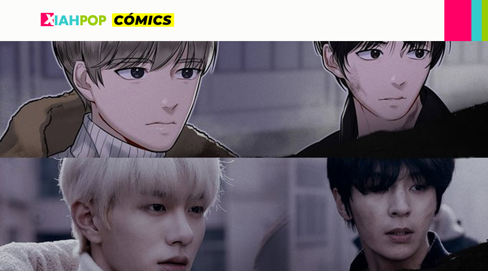 Golden Child tendrá su webtoon en Lezhin Comics