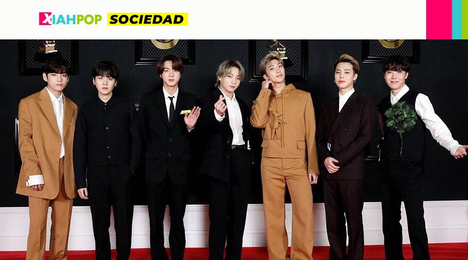 BTS levanta la voz contra el racismo
