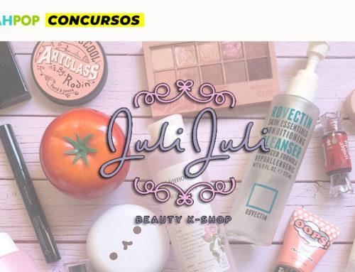 [Concurso Cerrado] Ganá $20.000 en Cosmética Coreana de JuliJuli Beauty Shop