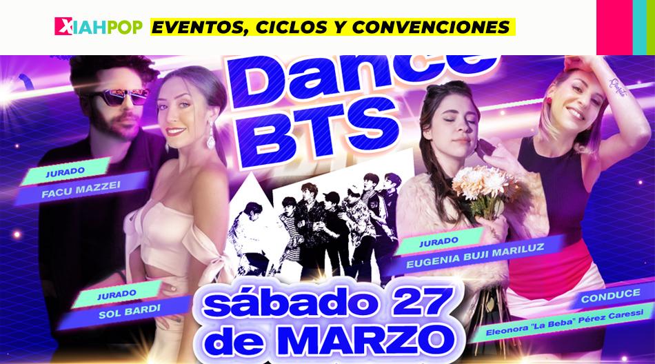 ¡Mañana es la final del Cover Dance BTS del Centro Cultural Coreano!