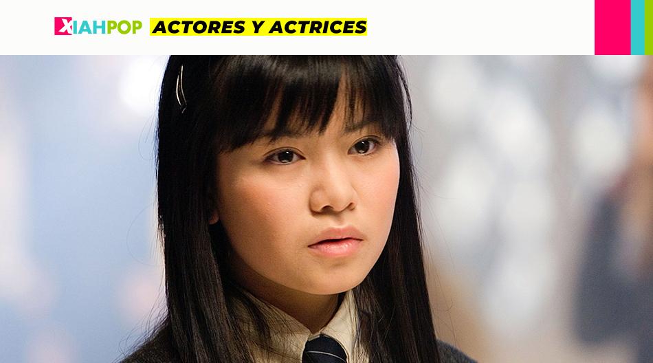 Katie Leung, de Harry Potter, sufrió racismo de fans de la saga