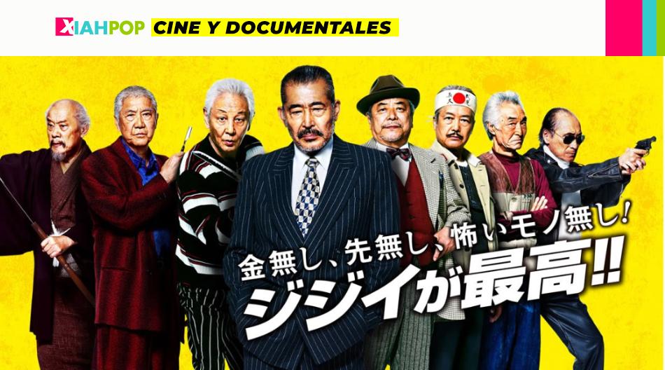 [Cine japonés] Ryuzo y los 7 secuaces de Takeshi Kitano