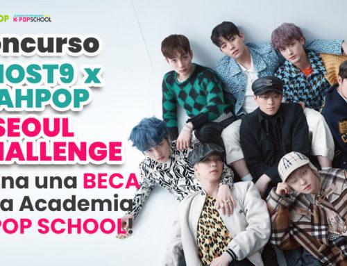 [Cerrado] Audiciones para K-pop School de la mano de GHOST9 y XIAHPOP