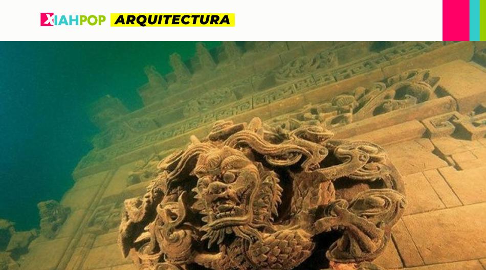 Misteriosas ciudades de Asia ocultas bajo el agua