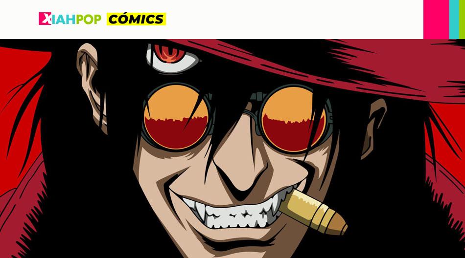 El manga Hellsing tendrá un live-action producido por Amazon