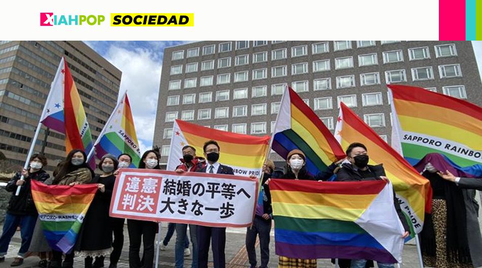 Un gran paso hacia el matrimonio igualitario en Japón