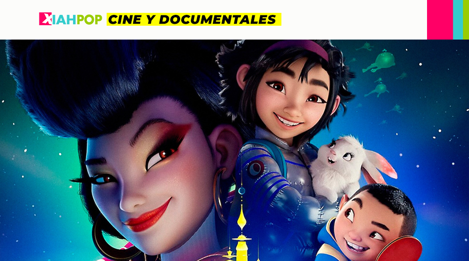 Más allá de la luna, de China a Hollywood