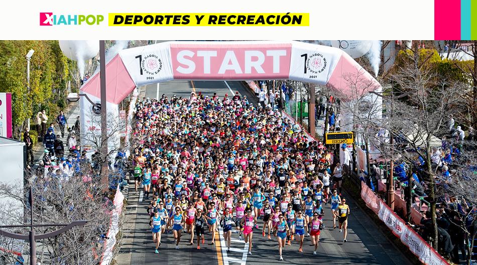 Japón regresa a los eventos masivos con el Maratón Femenino de Nagoya