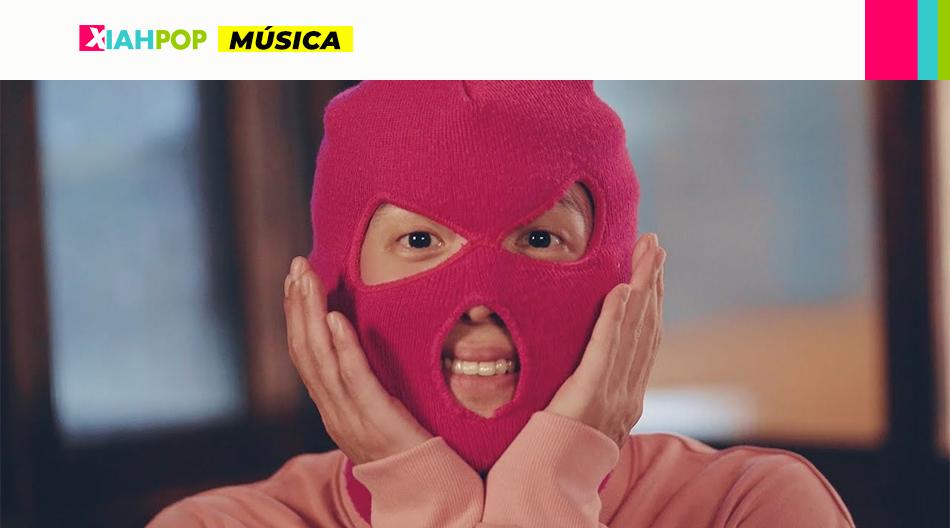 Mommy Son, el «rapero de la mascara rosa»