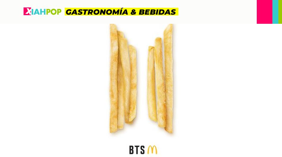 ¡La mejor combinación! ¡Llega el «combo BTS» a McDonald's !