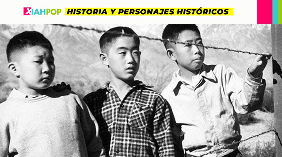 Los inmigrantes japoneses en EEUU durante la 2da Guerra Mundial