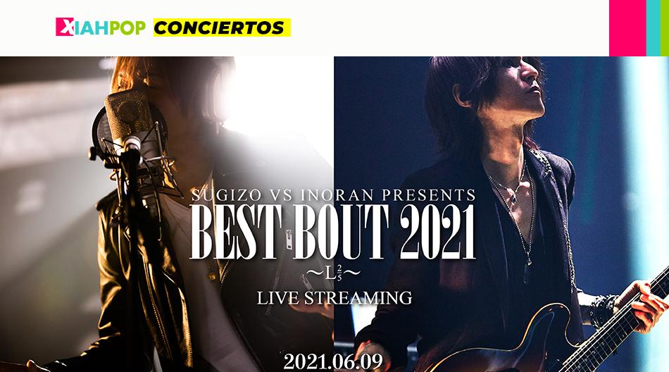 SUGIZO vs INORAN: los guitarristas de LUNA SEA se unen para evento en vivo