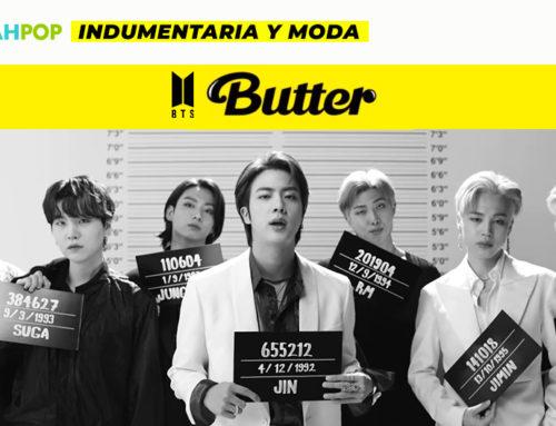 [Análisis] Moda y tendencias en Butter de BTS