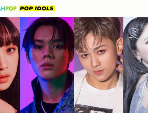 Idols del Sudeste Asiático en grupos de KPOP