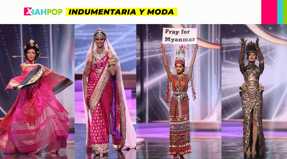 Los impresionantes trajes típicos de Miss Universo 2021